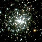 Central Star Cluster in NGC3603