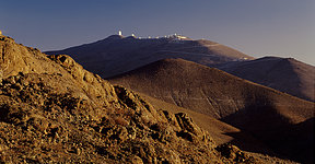 La Silla Sunset