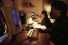 MPG/ESO 2.2-metre telescope - Control Room