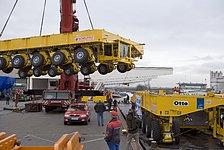 ALMA Transporters