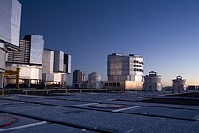 Paranal at Sunrise II