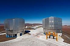 Unit Telescopes of the Very Large Telescope