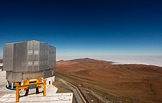 Melipal — the VLT Unit Telescope 3