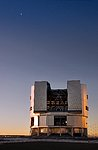 VLT Unit Telescope at Paranal