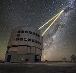 Atmospheric lasers