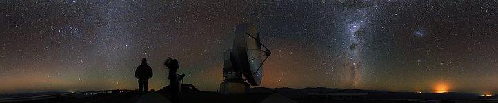 Astronomer break