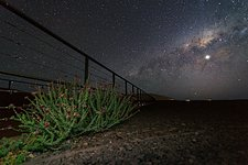 The Milky Way above the Atacama Desert
