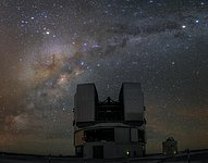 Observations at Paranal