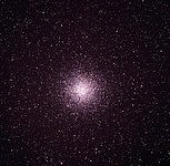 Messier 55 (M55) globular cluster