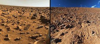 Mars & Paranal