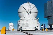 VLT Auxiliary Telescope 3