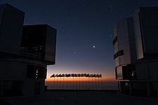 ESO Member States Flags at Cerro Paranal