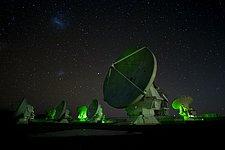 ALMA antenna array