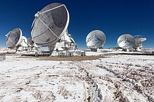 ALMA: Peering into the Cool Depths of the Universe