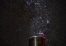 Stars above powered Paranal