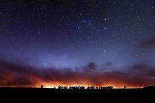 Nightfall ALMA