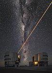VLT's Laser Guide Star