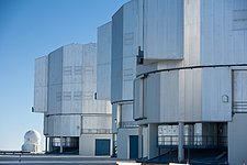 Paranal's Very Large Telescopes