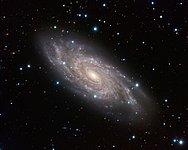 The Blinking Galaxy