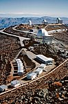 A Window to the Past — La Silla's transformation through time