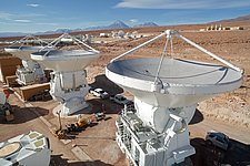 European Antennas at ALMA's Operations Support Facility