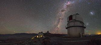 Sprites at La Silla Observatory