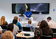 Open House Day 2015 – Long Night of Science at ESO's Headquarters