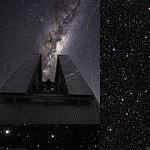 ESO Telescopes Spy a Rare Relic