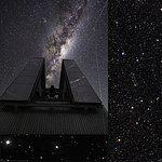 ESO Telescopes Spy a Rare Relic