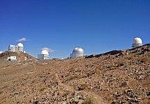 La Silla – ESO's first observatory