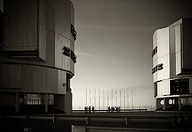 VLT Unit Telescopes at Paranal