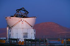 Auxiliary Telescope at Paranal