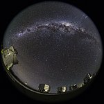 The Full Paranal Night Sky