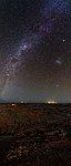 Atacama Milky Way Panorama