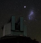 Cosmic Wonder over the NTT