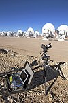 TimeLapse Bot at ALMA