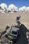 TimeLapse Bot at ALMA