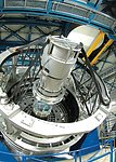 The Visible and Infrared Survey Telescope — VISTA