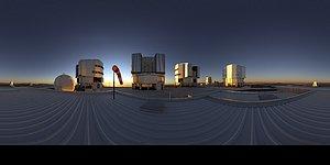 ESO's Very Large Telescope Array