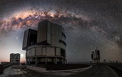 Arc of the Milky Way