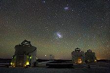 Galactic neighbours