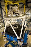VST telescope structure
