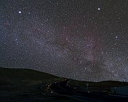 The Greater Dog from Paranal