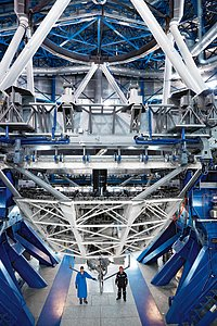 The Next Generation of Instruments at the VLT