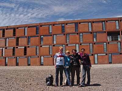 2007 Catch a Star winners at Paranal