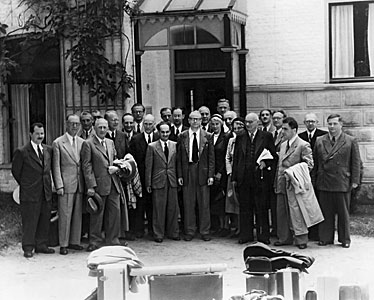 IAU Symposium no 1, 1953