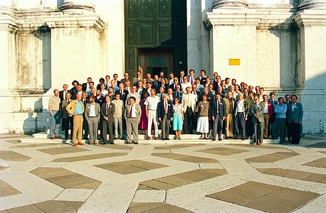 VLT conference in Venice, 1986