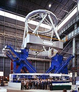 VLT structure