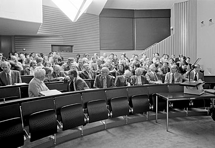 ESO HQ first science symposium
