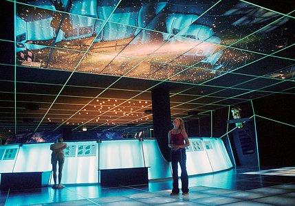 ESO Exhibition in Hannover, 2000
